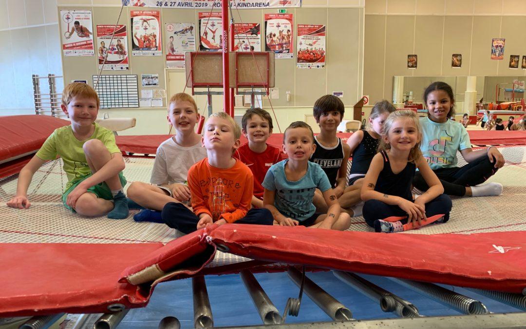 Trampoline Training – All Saints' Day Holidays